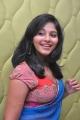 Actress Anjali Saree Hot Stills @ Masala Audio Launch