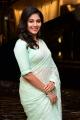 Actress Anjali Light Green Saree Photos @ Vakeel Saab Maguva Nee Vijayam