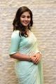 Vakeel Saab Actress Anjali Light Green Saree Photos
