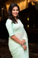 Telugu Actress Anjali Light Green Saree Photos @ Vakeel Saab Maguva Event