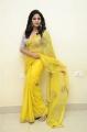 Vakeel Saab Movie Actress Anjali Yellow Saree Photos