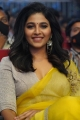 Actress Anjali Yellow Saree Photos @ Vakeel Saab Pre-Release