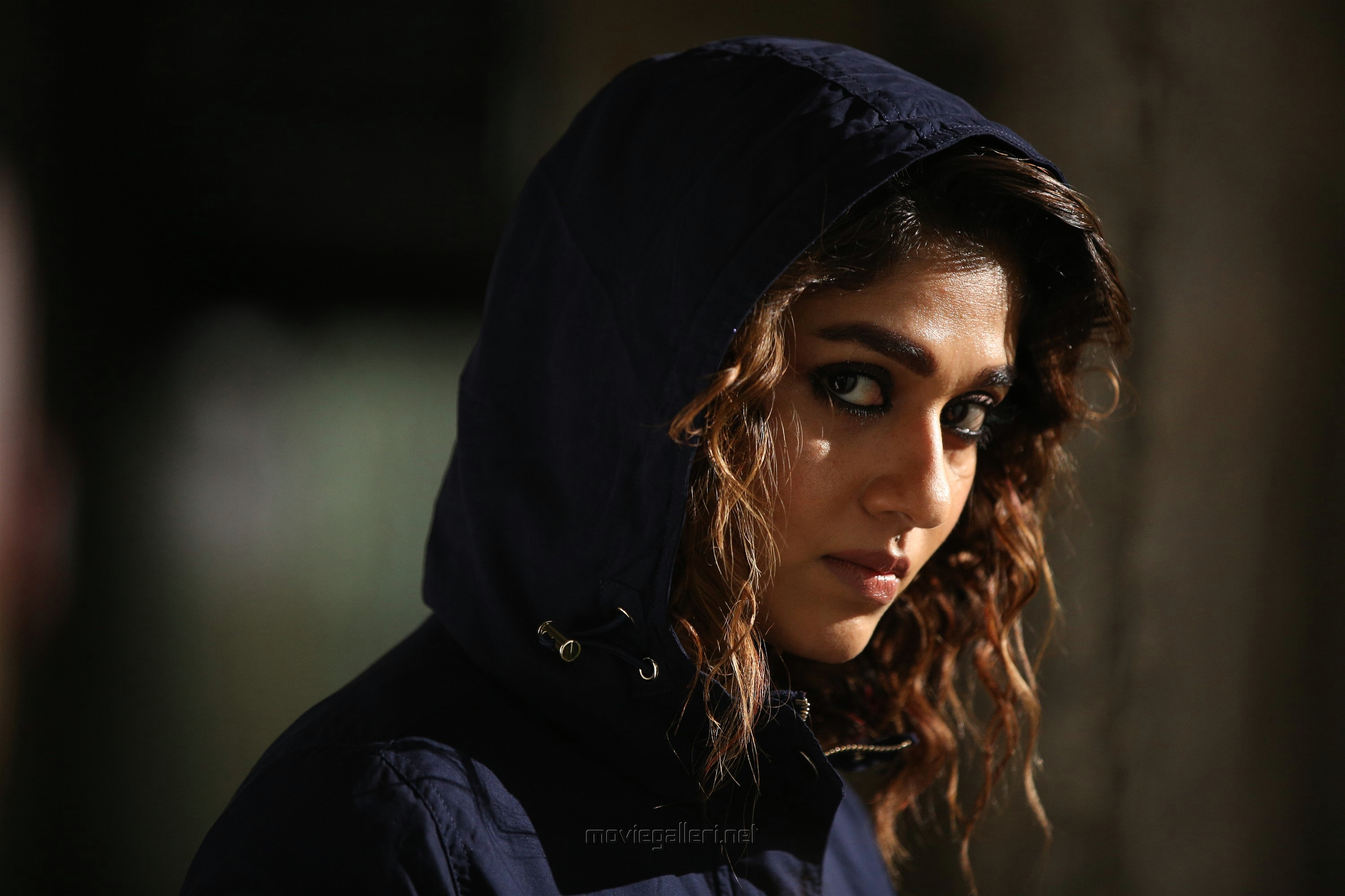 Anjali Vikramaditya Movie Actress Nayanthara HD Photo Gallery