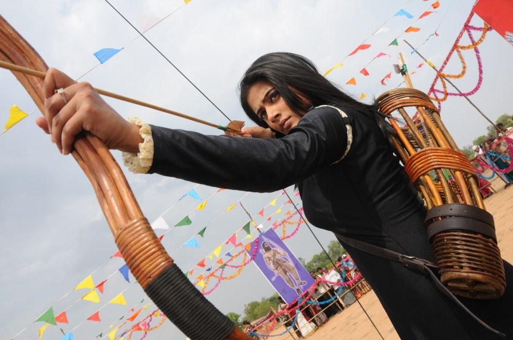 Actress Priyamani @ Anjathey Chandi Movie Stills