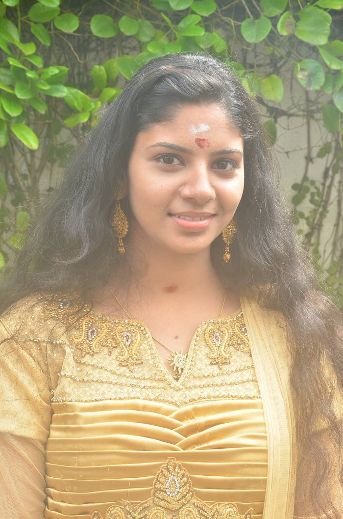 Riya Rahman @ Anjeal Movie Launch Stills
