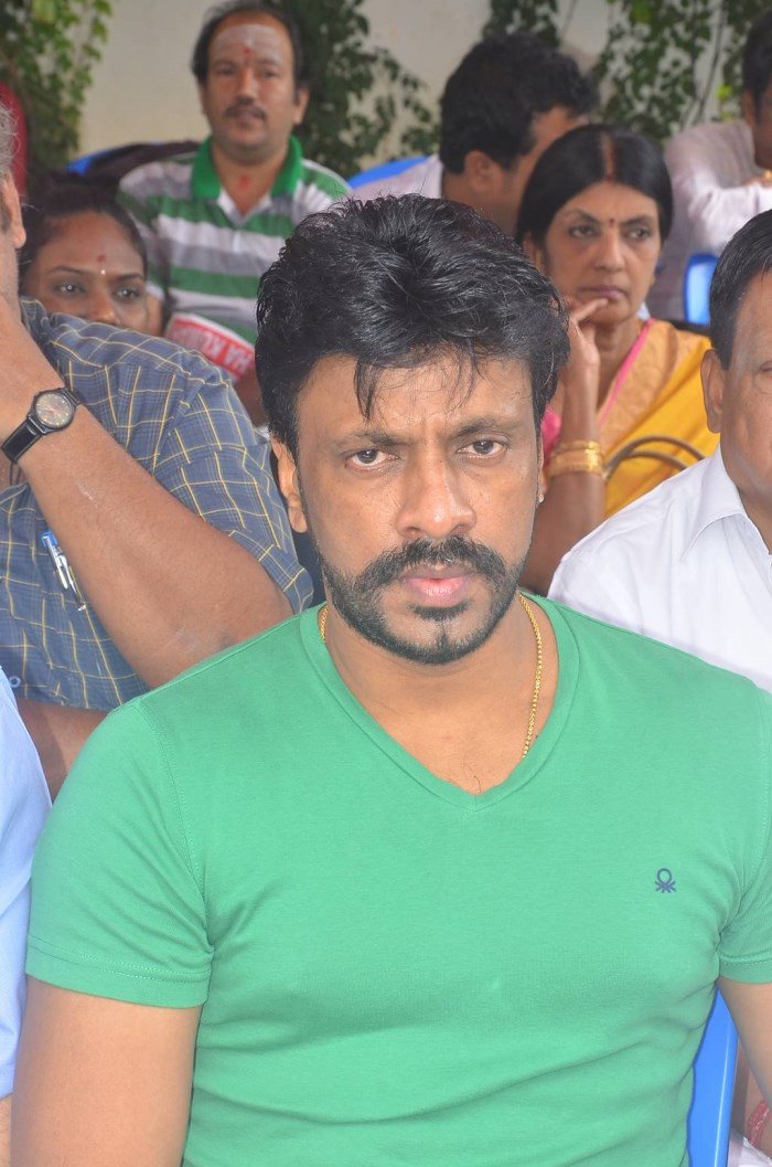 Harikumar @ Anjeal Movie Launch Stills