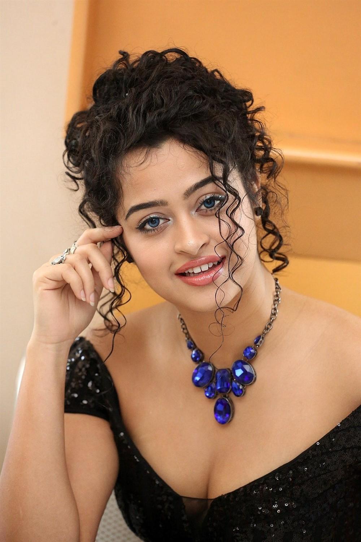 Actress Anketa Maharana Hot Photos @ 4 Letters Audio Launch