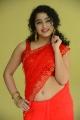 Actress Anketa Maharana Red Saree Stills @ Ullala Ullala Movie Interview