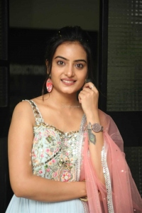 Actress Ankita Sahu Stills @ AV Creative Productions No 1 Movie Opening