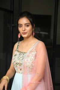 Actress Ankita Sahu Stills @ Tanishq Reddy Entertainments Movie Opening