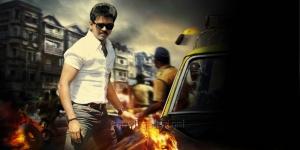 Actor Vijay in Anna Telugu Movie Photos