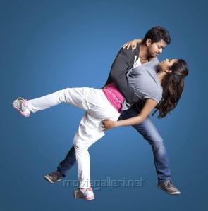 Vijay & Amala Paul in Anna Telugu Movie Photos