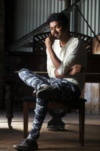 Actor Vijay in Anna Movie Photos