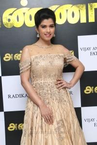 Actress Mahima @ Annadurai Audio Launch Stills