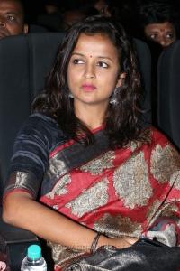 Kiruthiga Udhayanidhi @ Annadurai Audio Launch Stills