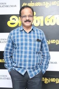 Dhananjayan @ Annadurai Audio Launch Stills