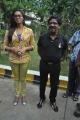 Karthika, Bharathiraja at Annakodi Movie Press Show Stills