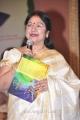 Manjula Vijayakumar at ANR Platinum Jubilee Function