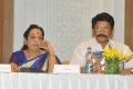 Jamuna, Murali Mohan at ANR 75 years Sanmanam Press Meet