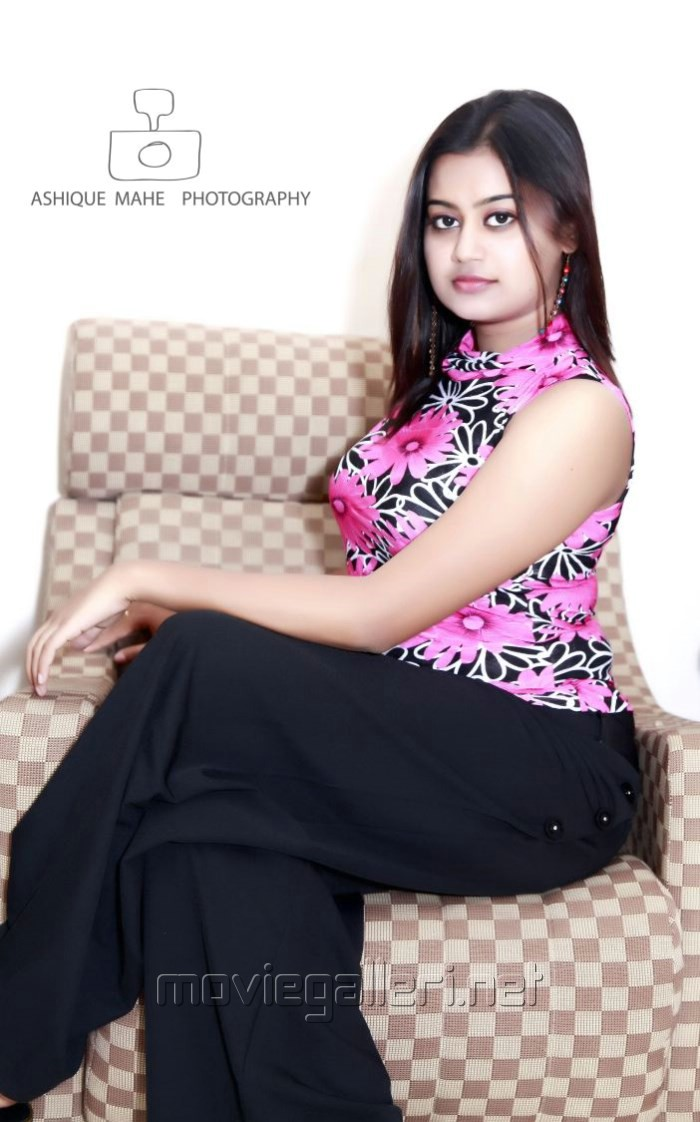 Picture 727565 | Actress Ansiba Hassan Hot Photoshoot ...