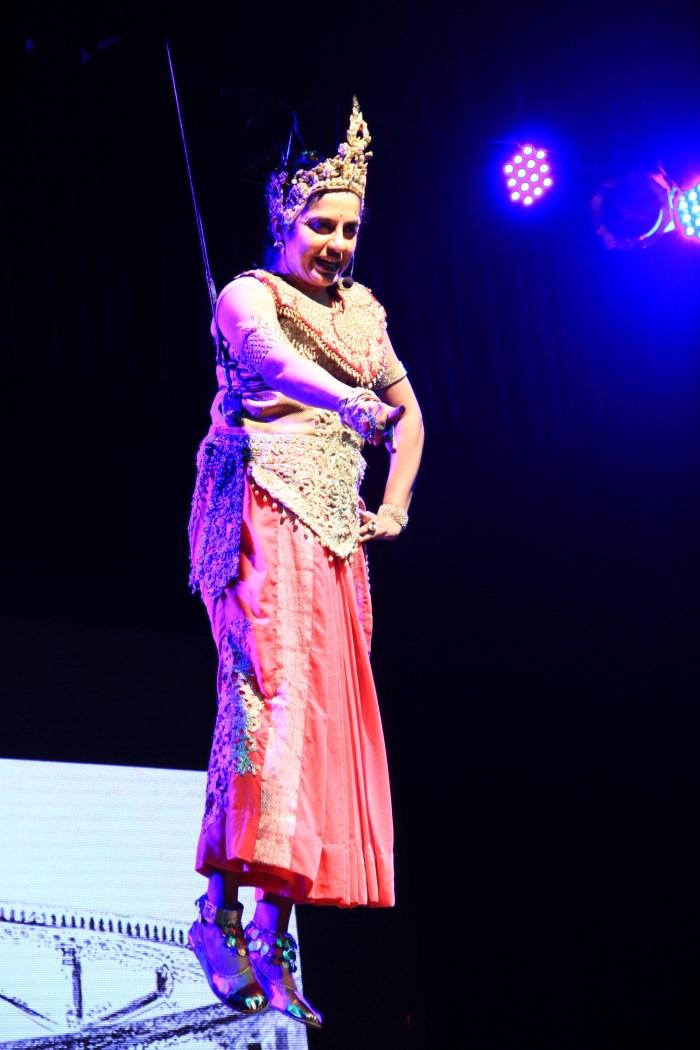 Suhasini Maniratnam @ Antaram Classical Dance Show Stills