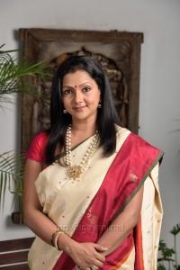 Krithika Subrahmanian @ Antaram Press Meet Stills