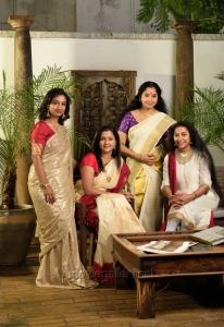 Gopika Varma, Yamini Reddy, Kritika Subramaniam & Suhasini Maniratnam