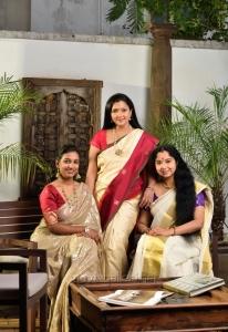 Gopika Varma, Yamini Reddy & Kritika Subramaniam