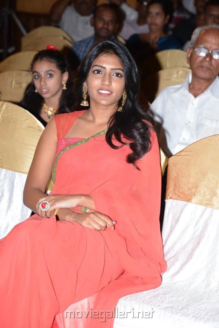Actress Eesha at Anthaku Mundu Aa Tharuvatha Audio Release Photos