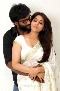 Charandeep, Rashmi Gautam in Antham Movie Hot Pics