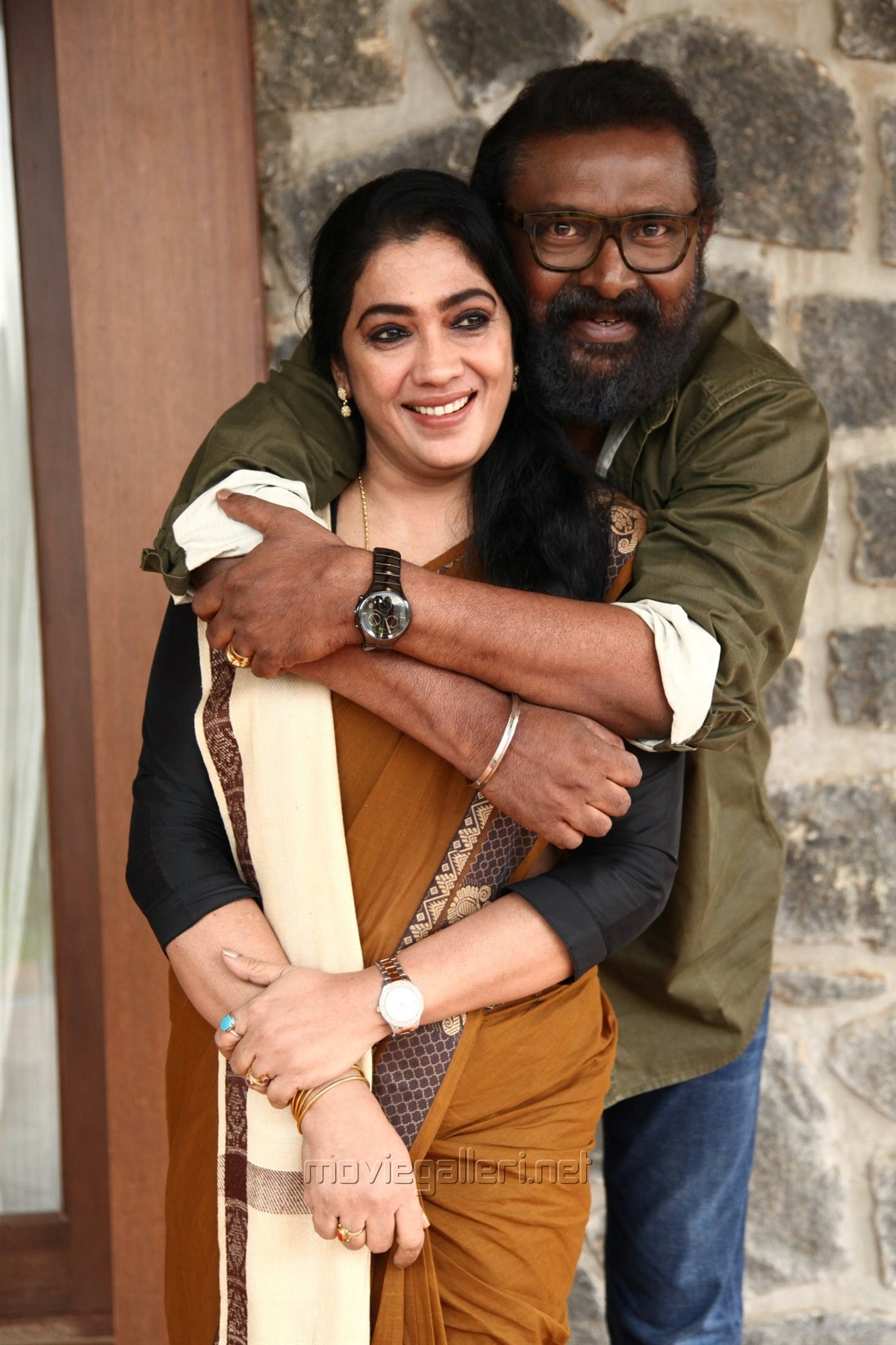 Rekha, Lal in Antony Tamil Movie Stills HD