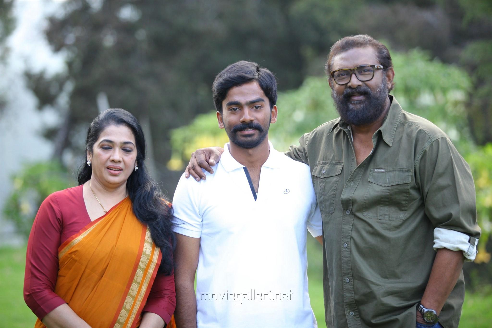 Rekha, Nishanth, Lal in Antony Tamil Movie Stills HD