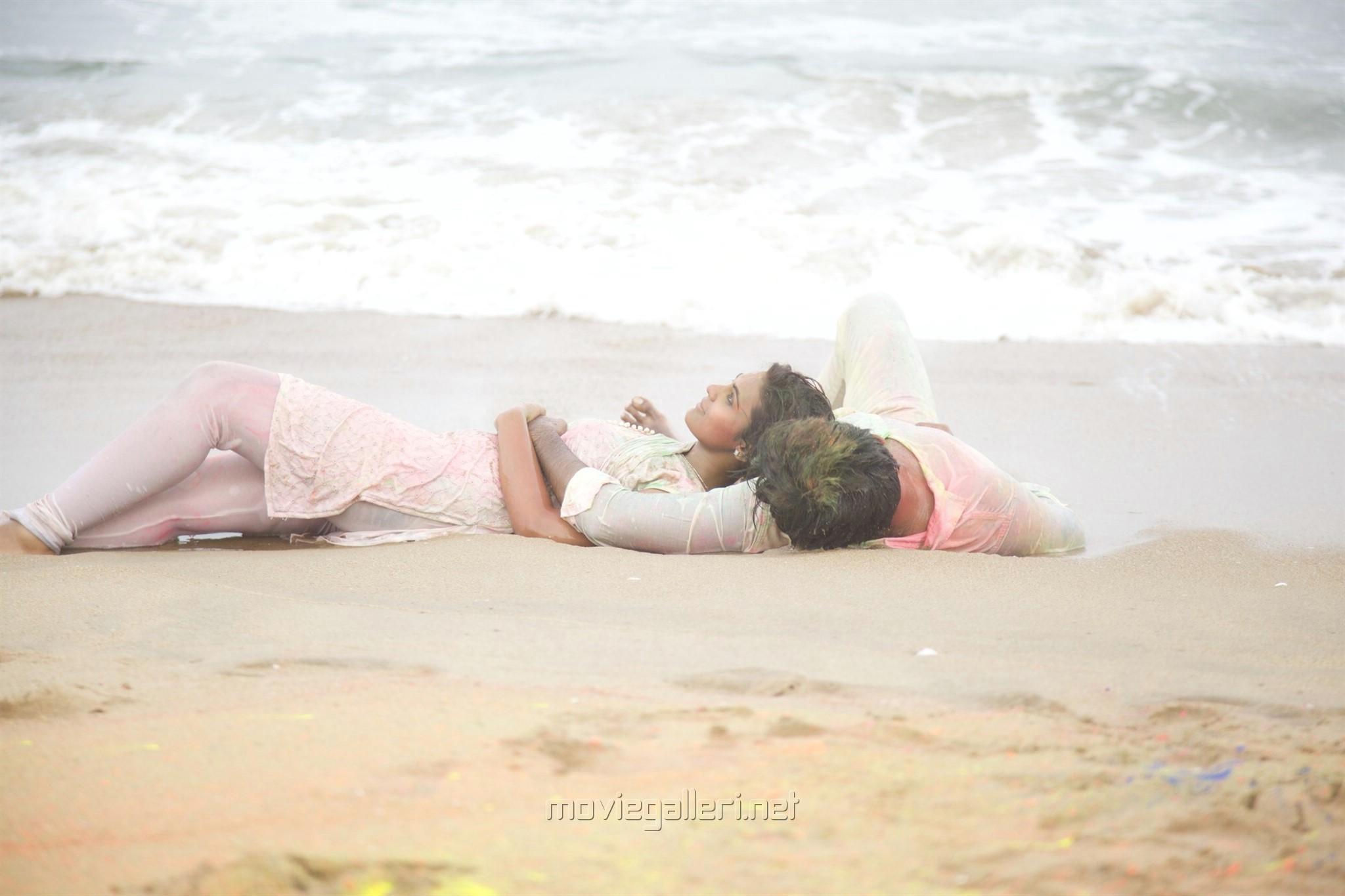 Nishanth, Vaishali in Antony Tamil Movie Stills HD