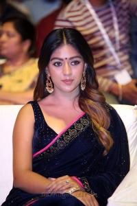 Actress Anu Emmanuel Saree Photos HD @ Sailaja Reddy Alludu Pre Release