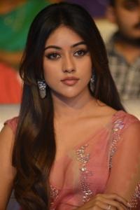 Maha Samudram Actress Anu Emmanuel Saree Images