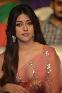 Actress Anu Emmanuel Hot Saree Images @ Maha Samudram Pre Release