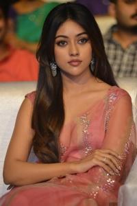 Maha Samudram Heroine Anu Emmanuel Saree Images