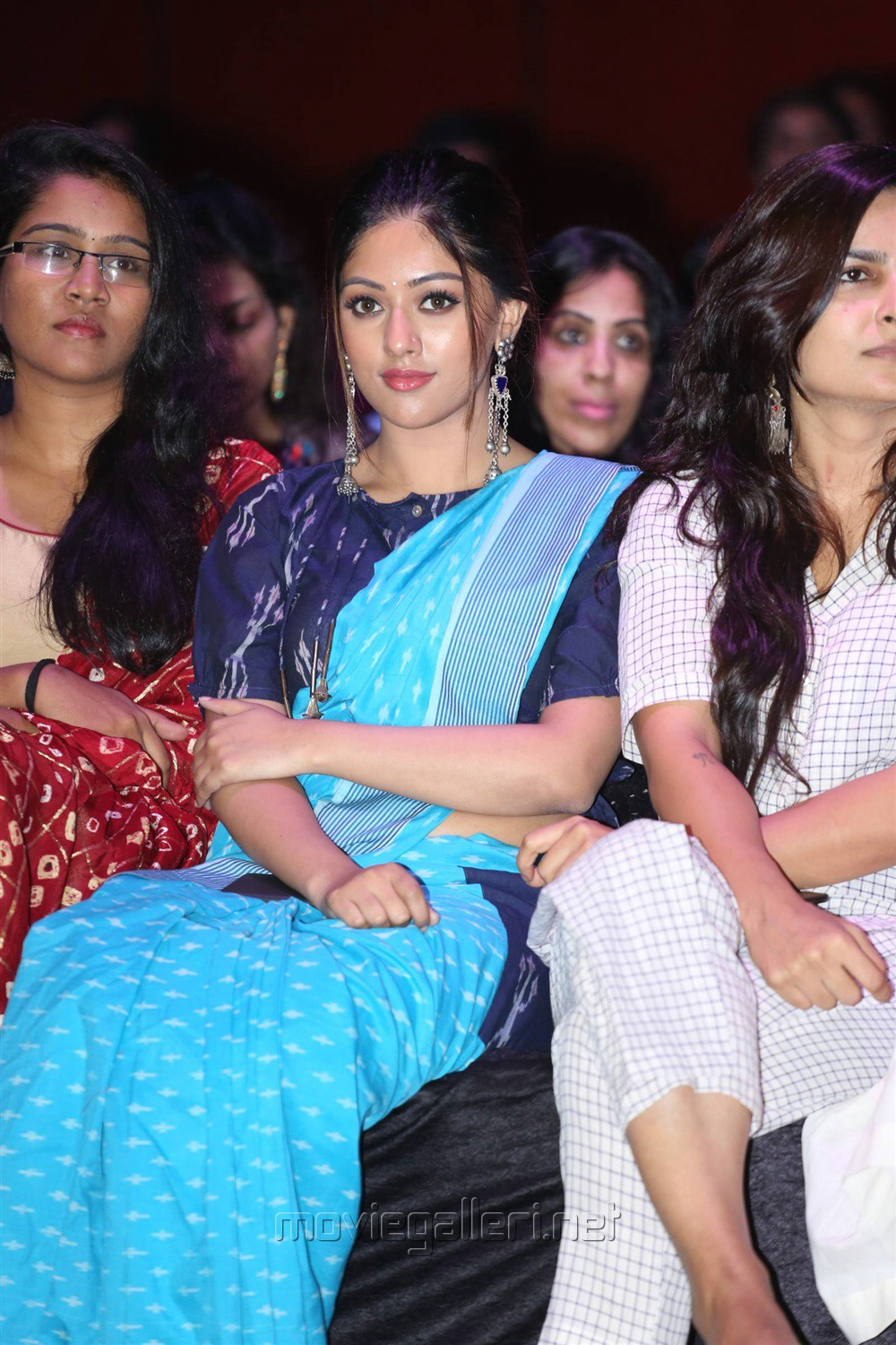 Actress Anu Emmanuel Images @ Woven 2017 Fashion Show