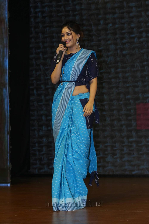 Actress Anu Emmanuel Stills @ Woven 2017 Fashion Show