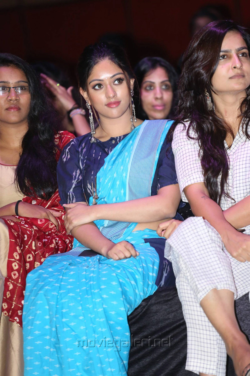 Actress Anu Emmanuel @ Woven 2017 Fashion Show