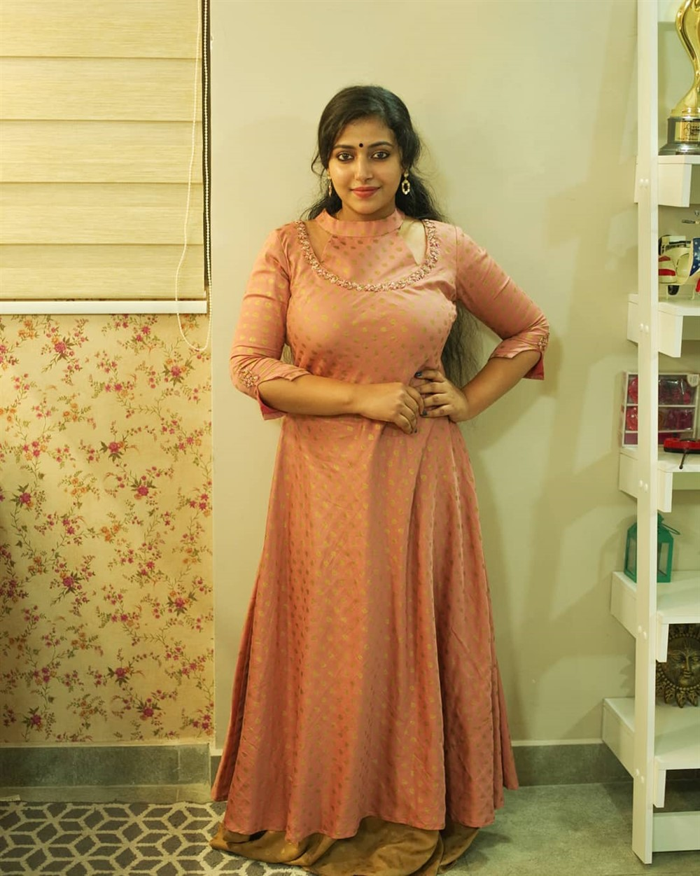 Actress Anu Sithara Latest Photoshoot Pics