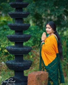 Actress Anu Sithara Latest Pics
