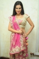 Telugu Actress Anu Smruthi Hot Images in Pink Dress