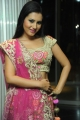 Actress Anusmruthi Gorgeous in Designer Ghagra Choli Photos