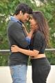 Santhosh Raj, Neha Deshpande in Anu Vamsi Katha Movie Stills