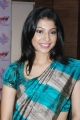 Anuja Iyer in Silk Saree Hot Stills