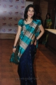 Tamil Actress Anuja Iyer in Saree Stills