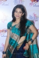 Tamil Actress Anuja Iyer Hot in Saree Stills