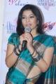 Anuja Iyer in Silk Saree Hot Stills