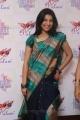 Anuja Iyer Photos in Silk Saree